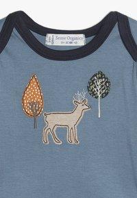 Sense Organics - TIMBER BABY - Langarmshirt - blue - 3