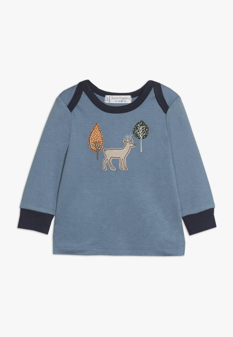 Sense Organics - TIMBER BABY - Langarmshirt - blue