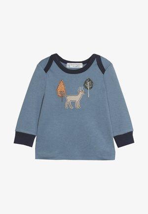 TIMBER BABY - Top sdlouhým rukávem - blue