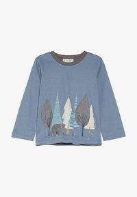 Sense Organics - MALTHE SHIRT - T-shirt à manches longues - blue - 2