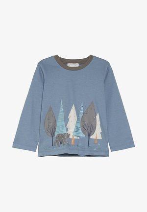 MALTHE SHIRT - T-shirt à manches longues - blue