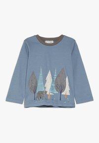 Sense Organics - MALTHE SHIRT - T-shirt à manches longues - blue - 0