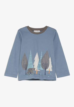 MALTHE SHIRT - Camiseta de manga larga - blue