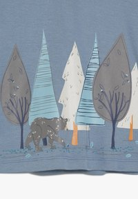 Sense Organics - MALTHE SHIRT - T-shirt à manches longues - blue - 3