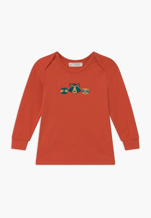 TIMBER BABY - Long sleeved top - chili