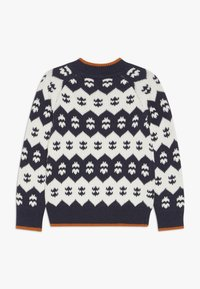 Sense Organics - LENNO  - Pullover - navy/ivory - 1