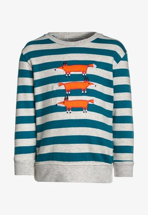 KIDS FINN  - Mikina - teal/grey
