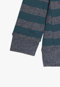 Sense Organics - FINN  - Sweatshirt - navy/teal - 2