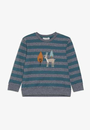 FINN  - Sweatshirt - navy/teal