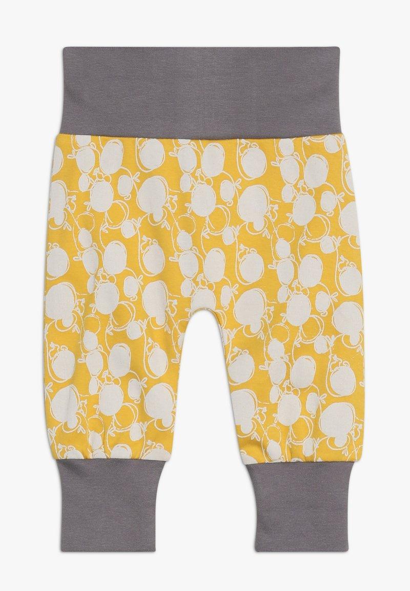 Sense Organics - SJORS BABY PANT - Trousers - yellow