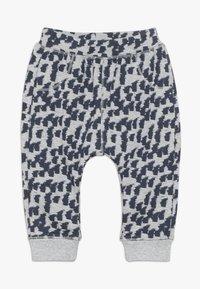 Sense Organics - ZOLA BABY PANT - Pantalones - grey melange - 0