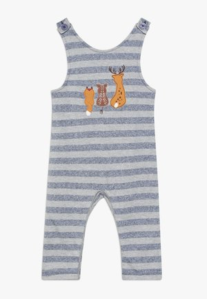 SIMBA BABY OVERALL - Body - navy/grey