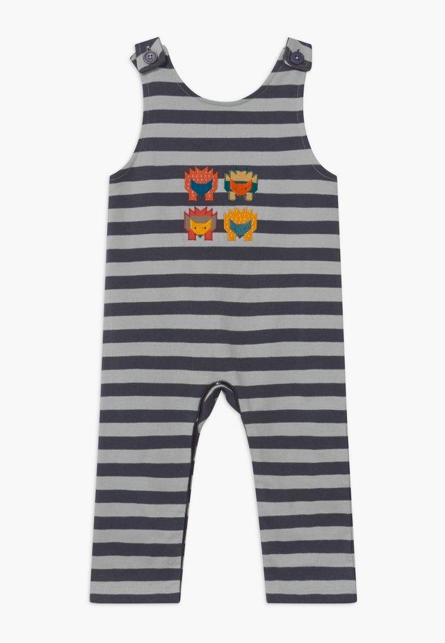 SIMBA BABY - Tuta jumpsuit - navy/grey