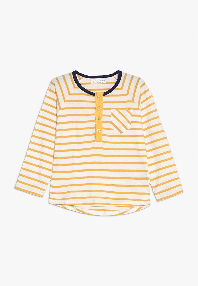 Sense Organics - ENIO - Langarmshirt - yellow