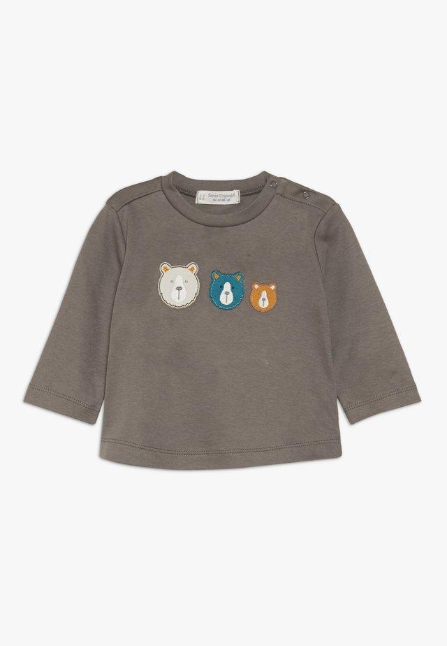 CHESMU BABY - Pitkähihainen paita - dark grey