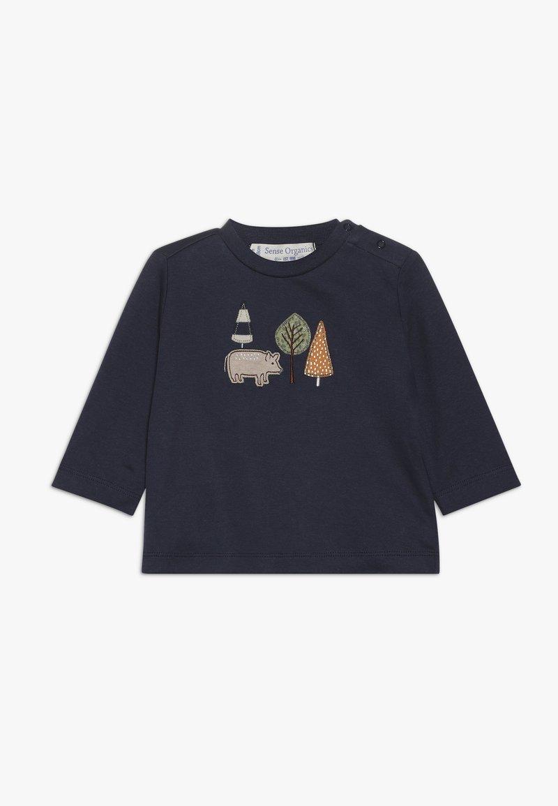 Sense Organics - CHESMU BABY - T-shirt à manches longues - navy