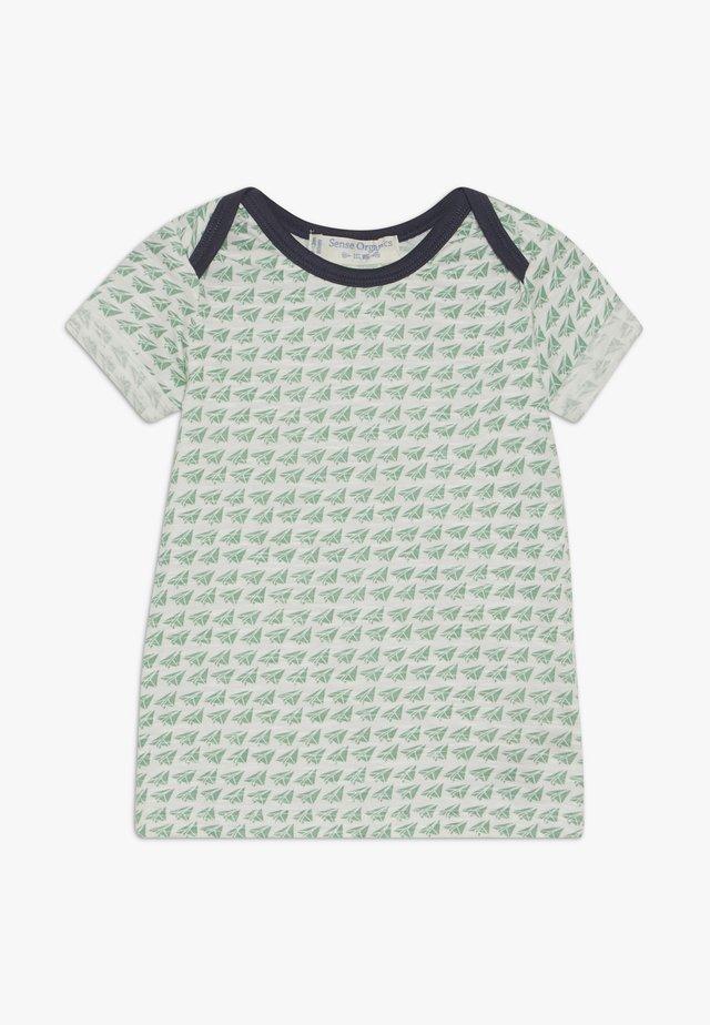 TOBI BABY - T-shirt z nadrukiem - green