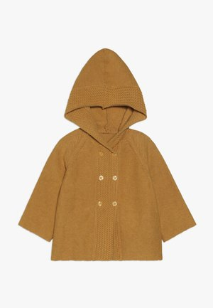 PAUL BABY HOODED - Kofta - mustard