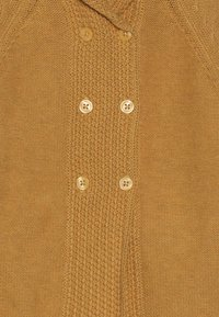 Sense Organics - PAUL BABY HOODED - Kardigan - mustard - 3
