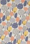 Sense Organics - SUSU ROUND SCARF - Schlauchschal - off white/multicoloured