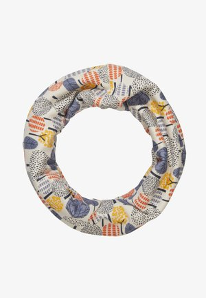 SUSU ROUND SCARF - Braga - off white/multicoloured