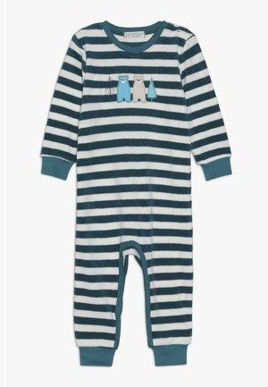 RETRO BABY ROMPER - Pyjama - teal