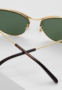 Stella McCartney - Sunglasses - gold/green - 4