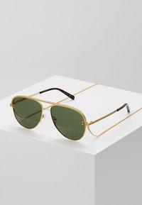 Stella McCartney - Sonnenbrille - gold-coloured/green - 0
