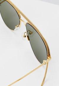 Stella McCartney - Sonnenbrille - gold-coloured/green - 5