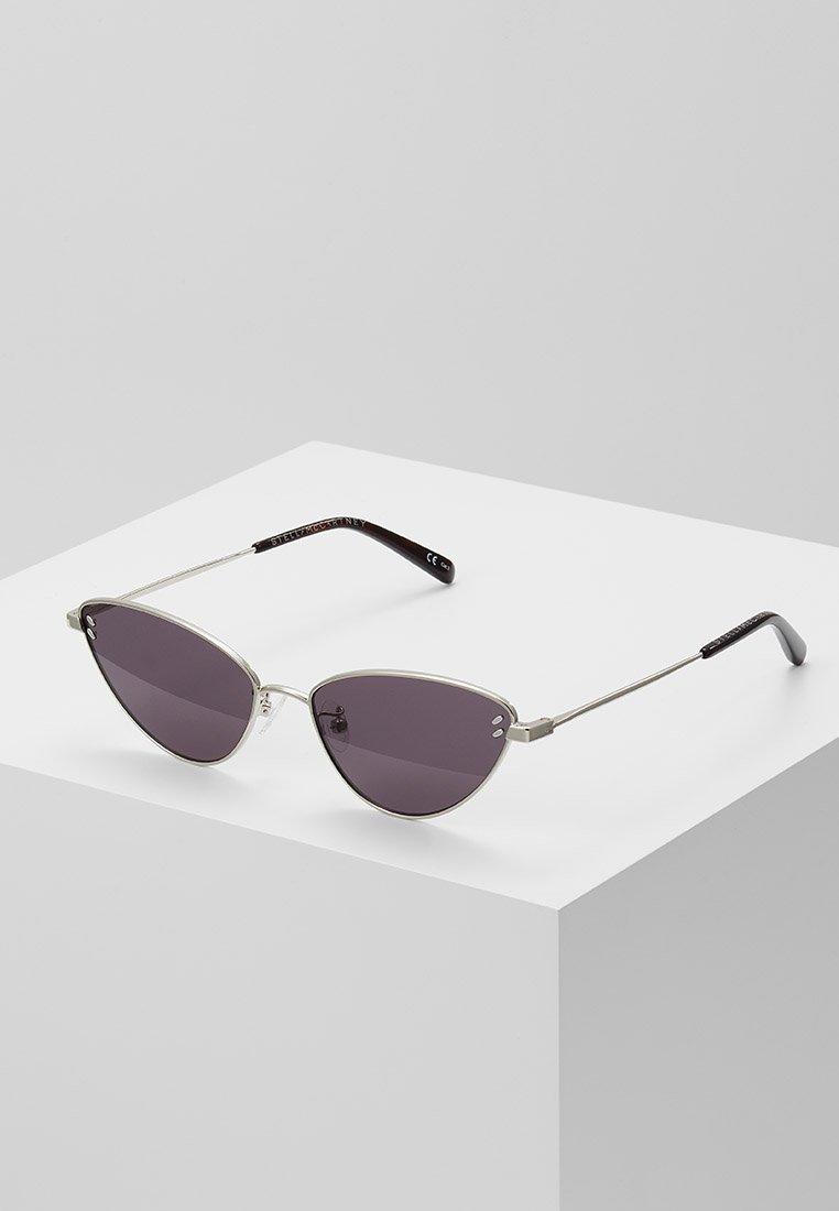 Stella McCartney - Sunglasses - silver/smoke