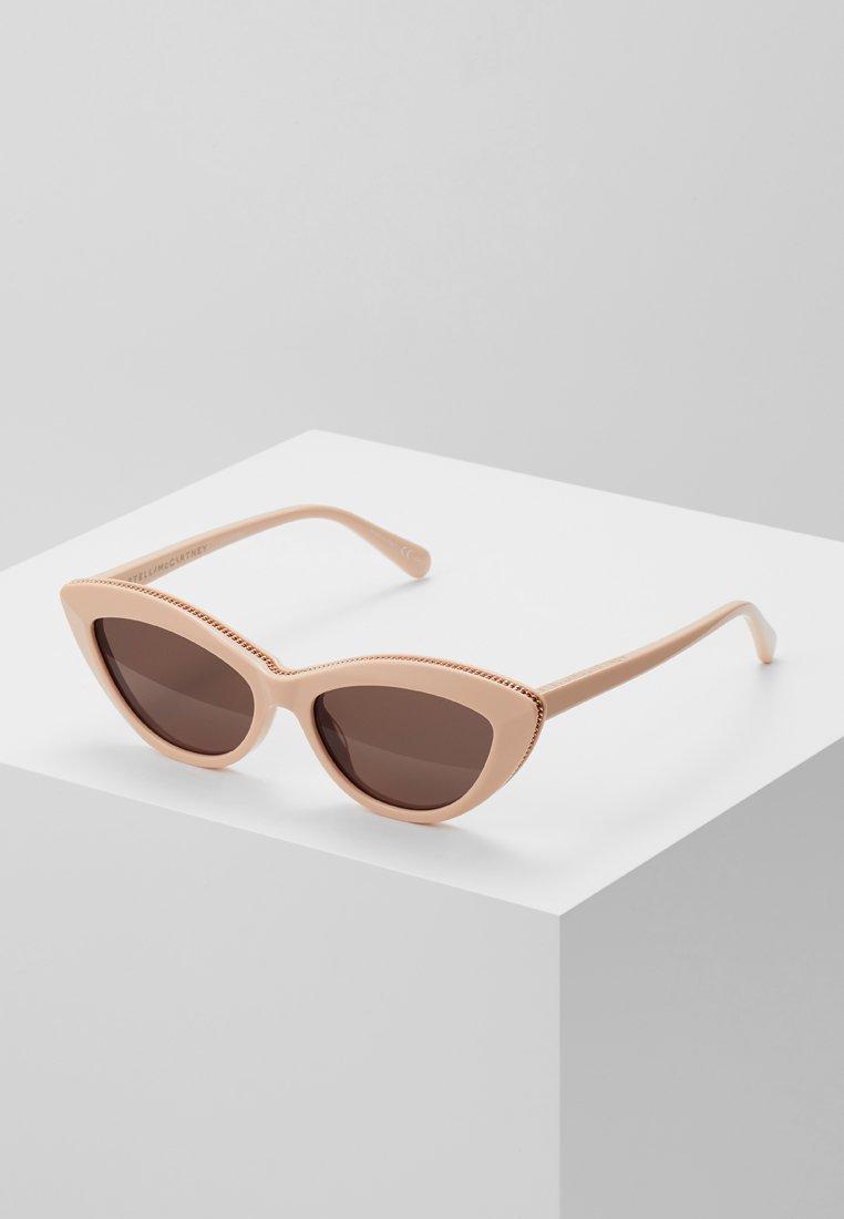 Stella McCartney - Lunettes de soleil - pink/brown