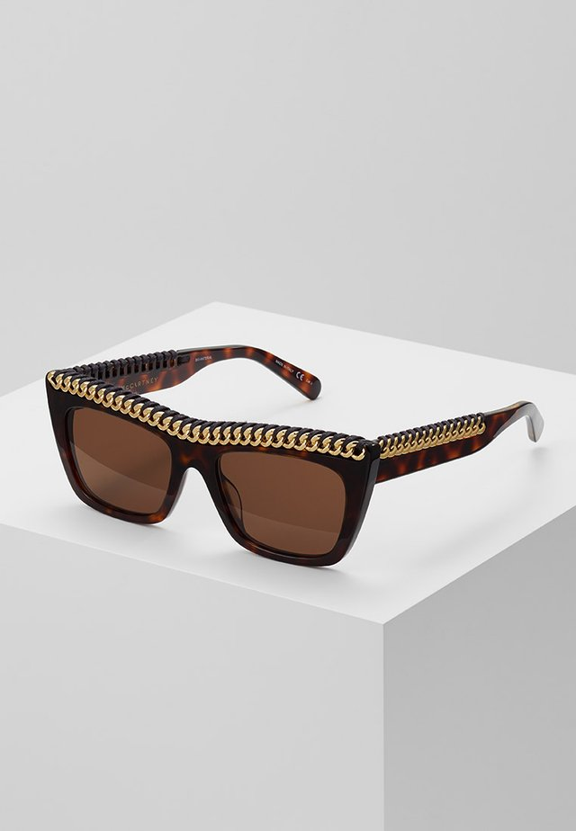 Sunglasses - havana brown