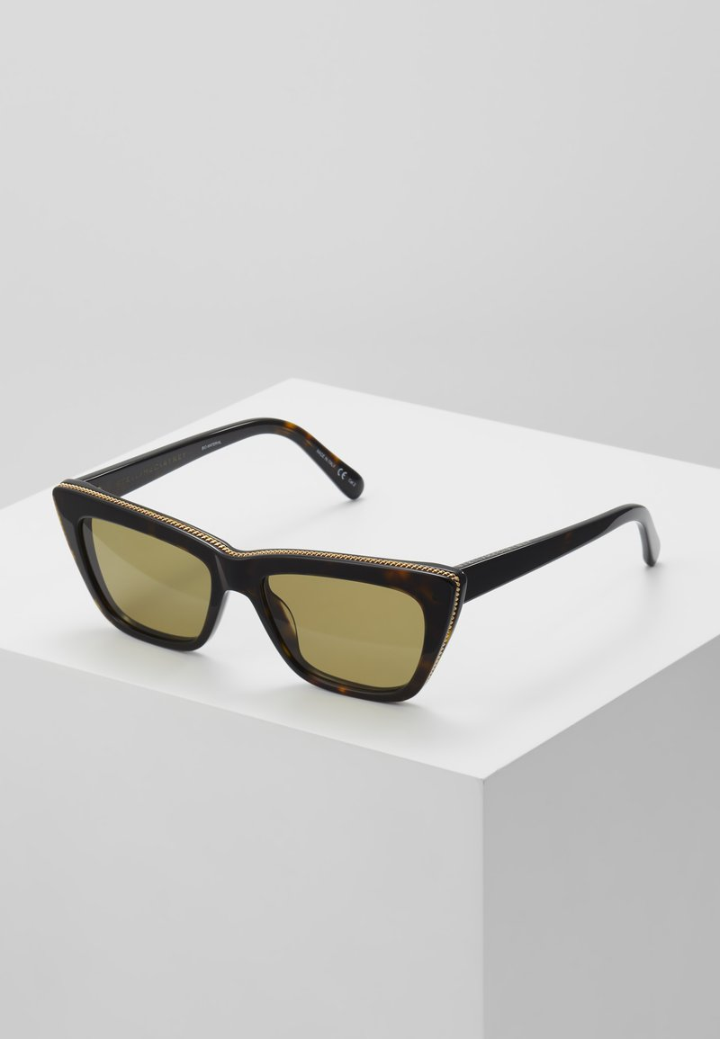 Stella McCartney - Sonnenbrille - havana/gold-coloured