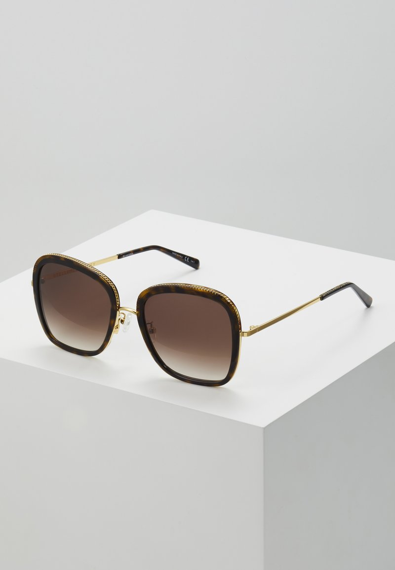 Stella McCartney - Sonnenbrille - havana/gold/brown