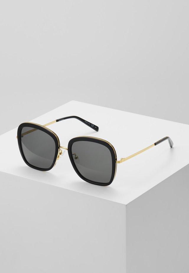 Sunglasses - black/gold/smoke