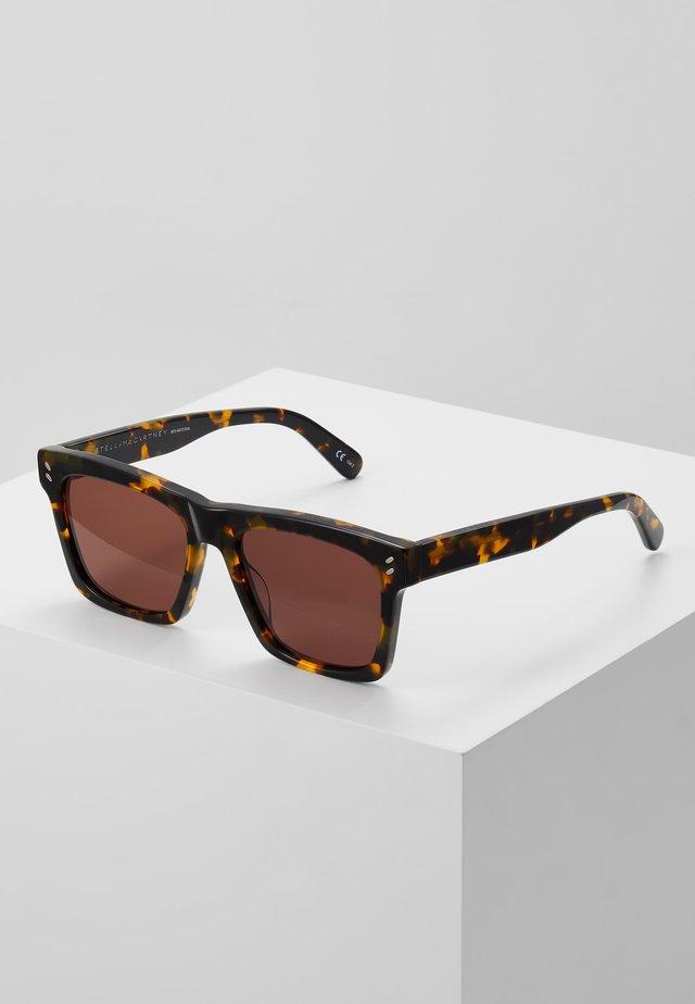 Sonnenbrille - havana/havana-brown