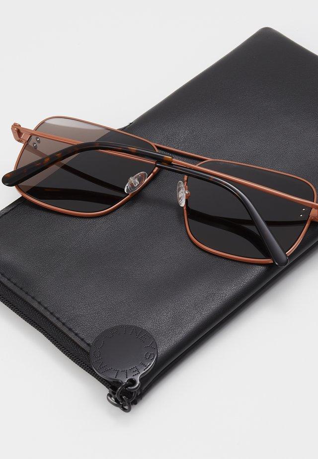 Sonnenbrille - brown/brown