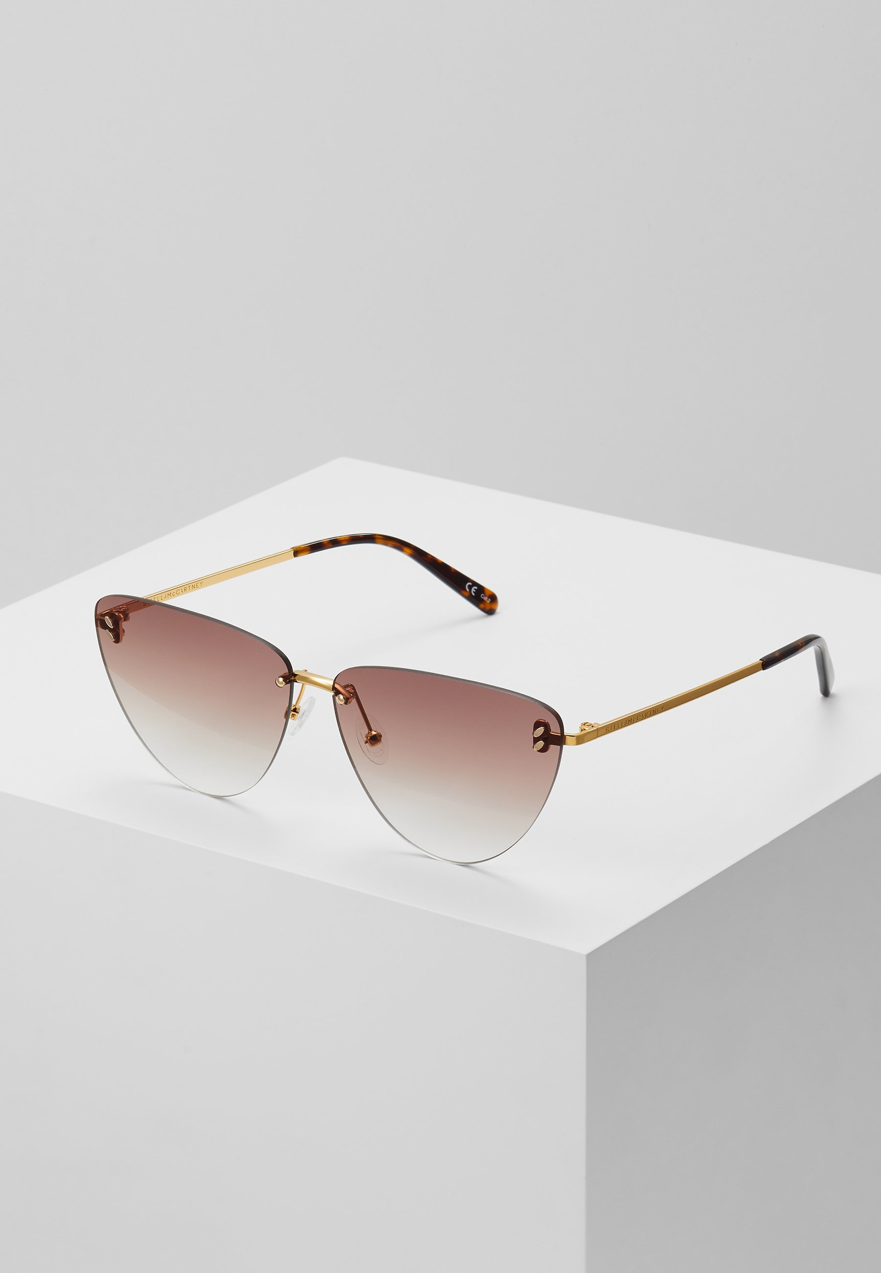 Stella McCartney Sunglasses - gold-coloured/brown