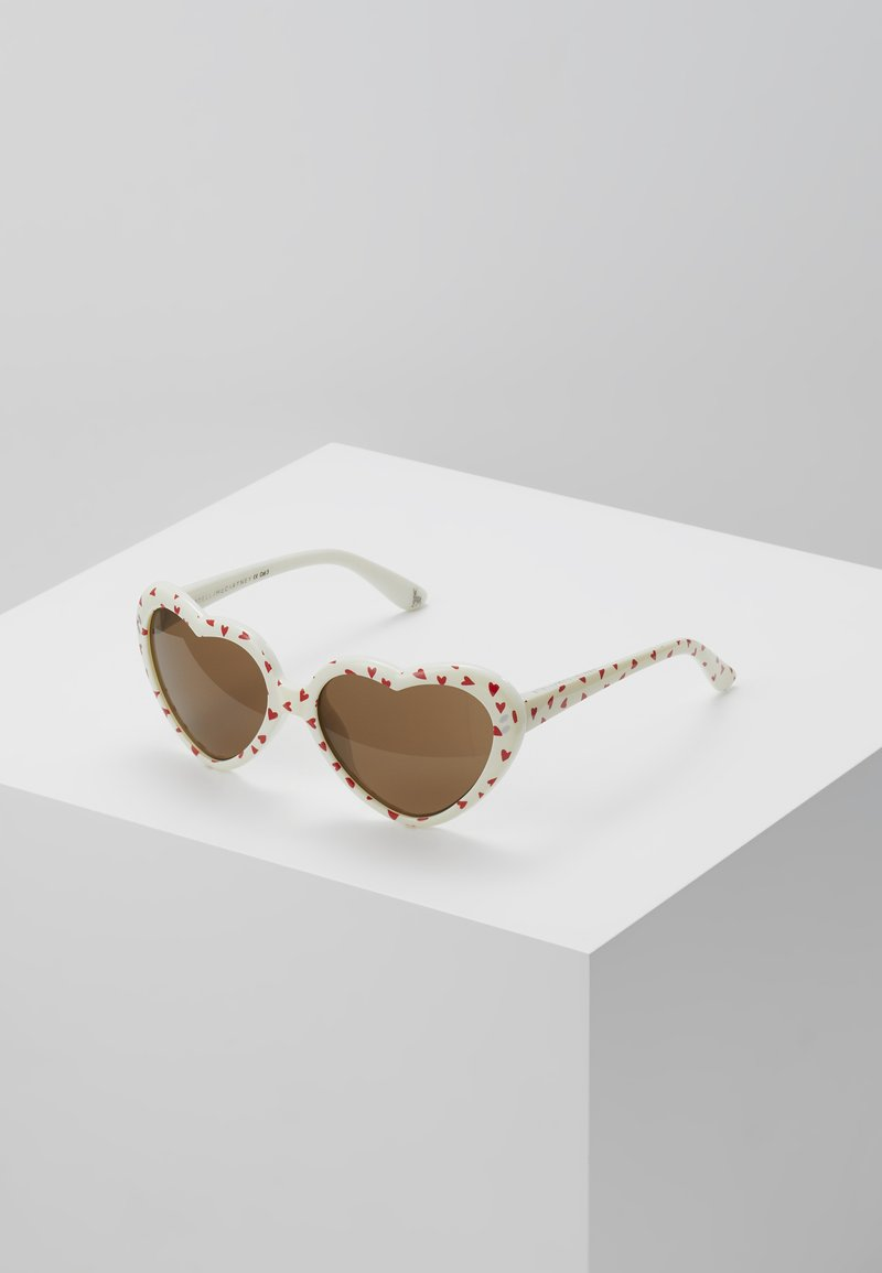 Stella McCartney - SUNGLASS  - Sunglasses - white