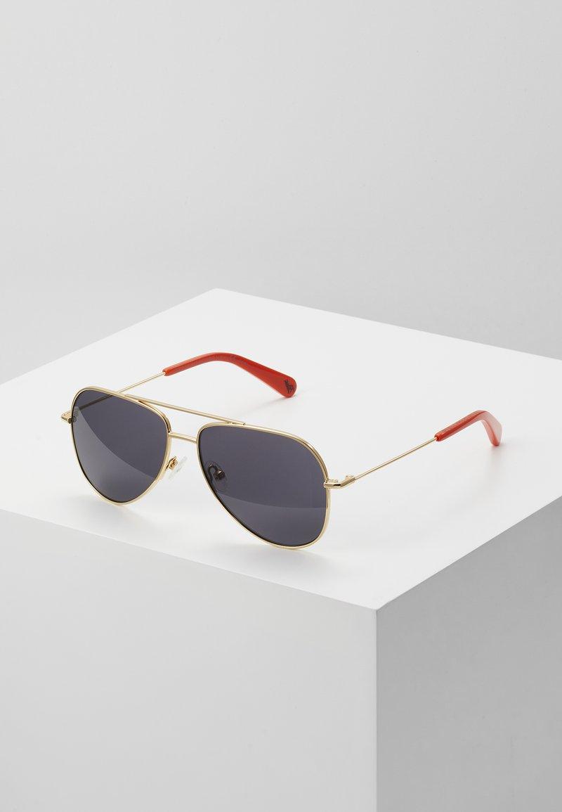 Stella McCartney - SUNGLASS KID  - Sunglasses - gold/smoke