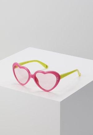 SUNGLASS KID - Sonnenbrille - pink/yellow