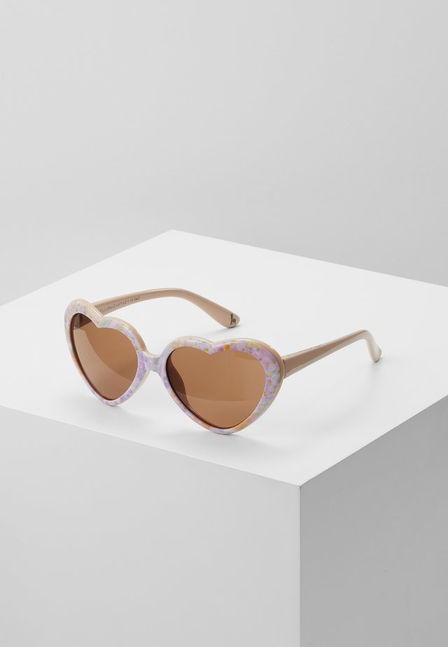 SUNGLASS KID - Zonnebril - multicolor/pink-brown