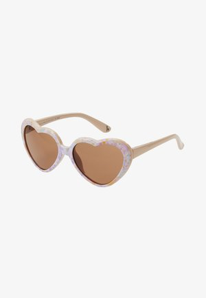 SUNGLASS KID - Sluneční brýle - multicolor/pink-brown