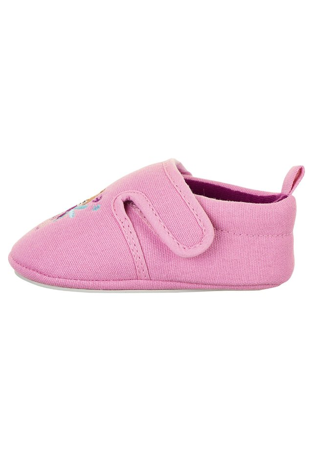 SOMMER  - First shoes - rosa