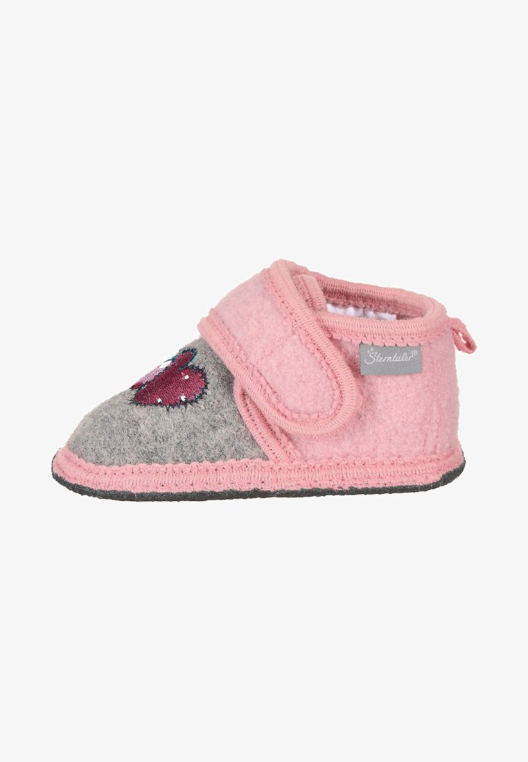 Sterntaler - First shoes - light purple