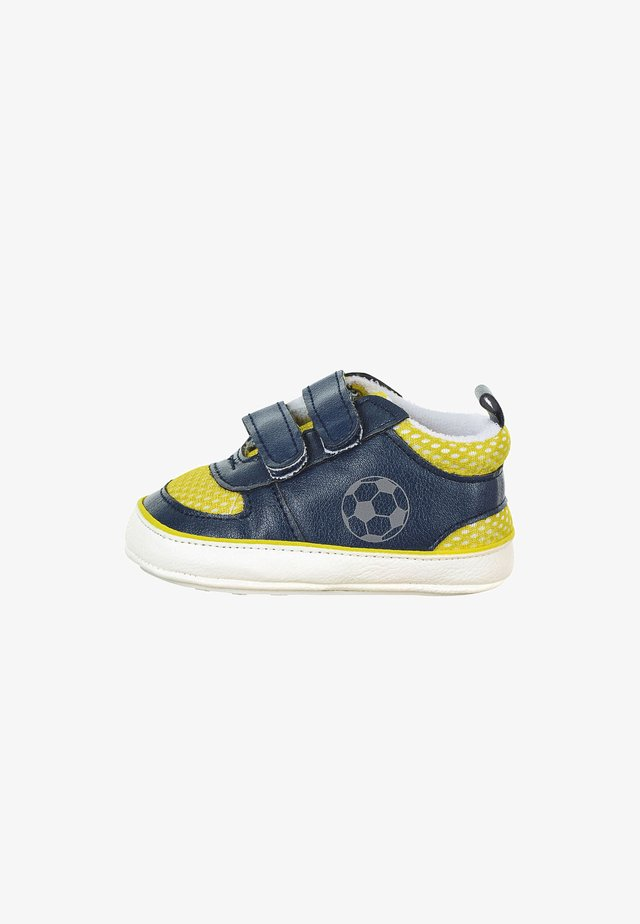 FESTE SCHUHE SOMMER BABY-SCHUH - First shoes - gelb