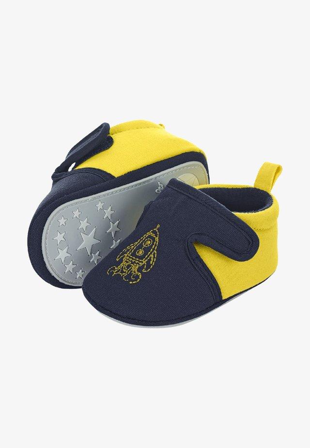 KRABBELSCHUH - First shoes - marine