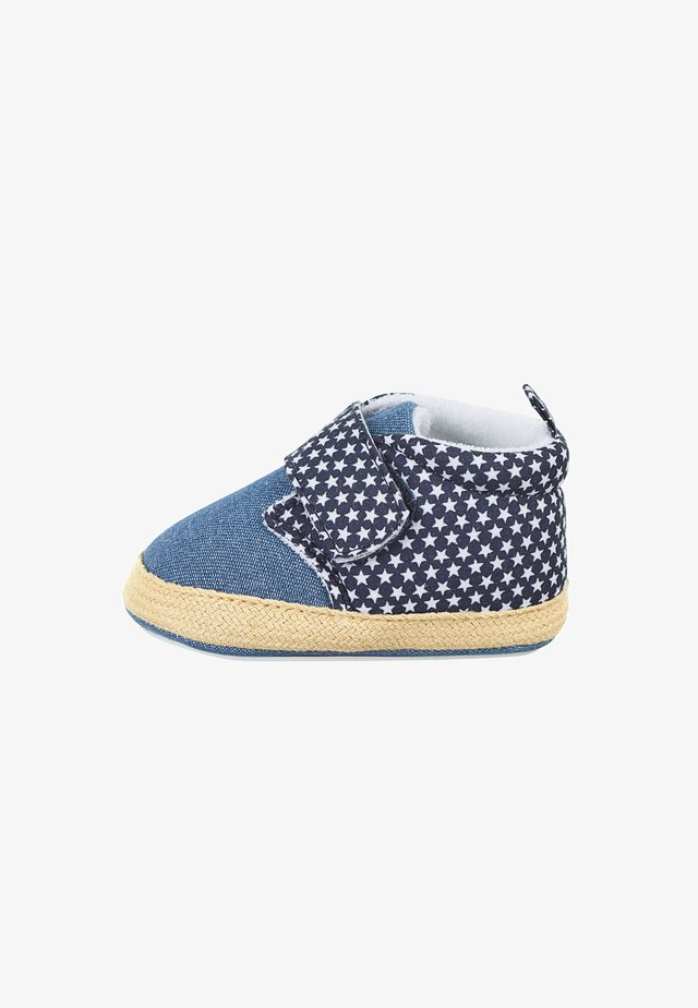 BABYSCHUH - First shoes - marine