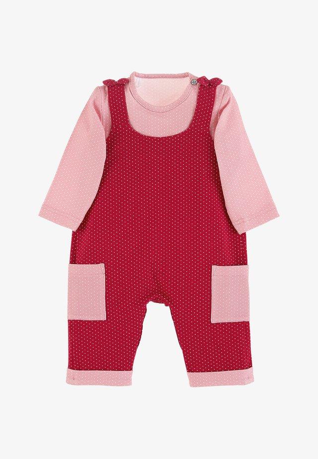 SPIELER - Jumpsuit - light red
