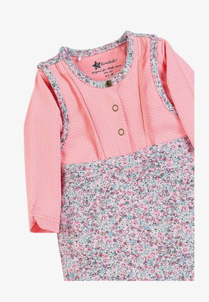 STRAMPLER-SET JERSEY MAUS MABEL - Sweatshirt - light pink